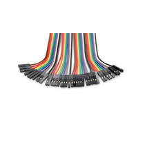 Cable Dupont Hembra-hembra Para Arduino, Avr, Pic, Picaxe.