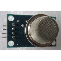 Sensor De Gas Mq2, Lpg, I-butano, Metano, Alcohol, Hidrógeno