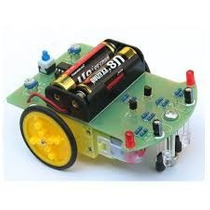 Carro Robot Sigue Lineas Kit Completo