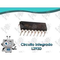 L293d Puente H Para Motores, Robotica Domotica Arduino