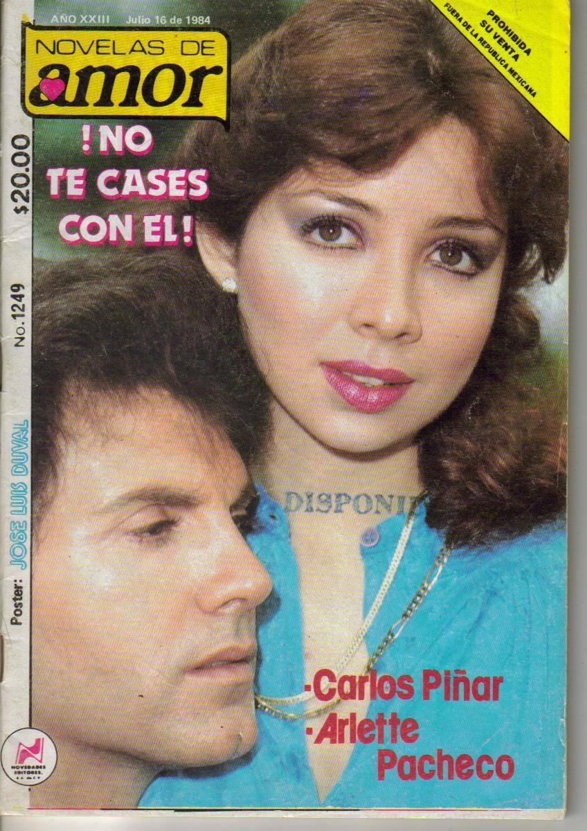 Arlette Pacheco En:fotonovela Musical Y Novela De Amor. - $ 150.00 en ...