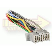 Arnés Para Estéreo Panasonic 16 Pin Metra Pa01-0001
