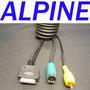 Cable Para Ipod Kce-430iv Para Alpine Iva-d106