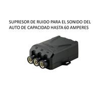 Supresor De Ruido De Audio Para Auto Xscorpion Ens60