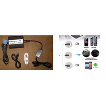 Cable Auxiliar Iphone Usb 3.5mm Seat Cordoba Año 2003 A 2009