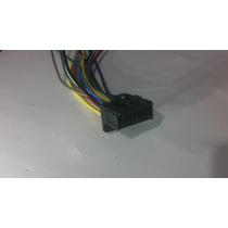 Conectro Autoestereo Pioneer Con Dvd Negro