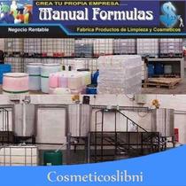 Formulas Químicas De Productos De Limpieza, Aromaterapia