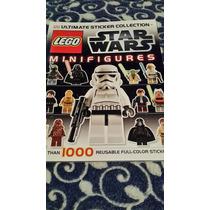 Lego Star Wars Liibro Con 1000 Stickers