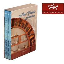 Nuevo Mueble Clasico Ediciones Daly 4 Vols Rgl