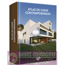 Atlas De Casas Contemporaneas 1 Vol, Euromexico