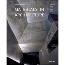 Libro Materials In Architecture