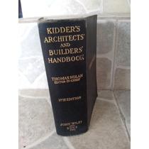 Manual Del Arquitecto Y Constructor Kidder Nolan En Ingles