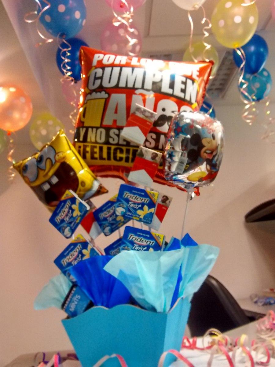 Arreglos con globos y decoraciones para toda ocasion - Decoracion con globos para cumpleanos ...