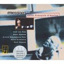 Olivier Messiaen San Francisco De Asis Box 4cd Envio Gratis