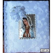 Album Fotografico Boda Virgen Bordado