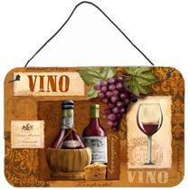 Vino Wine Pared O Puerta Colgando Impresiones Ptw2045ds812
