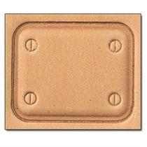 Placa De Piel Stamp - Herramienta Dado 3-d Stamping Legal He