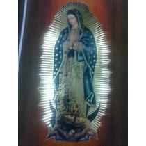 Imagen De La Virgen De Guadalupe Con Hot-stamping