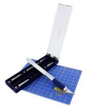 Cuchillo De Artesanía - Set + Corte Artes Mat Modelo Escala