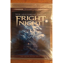 Fright Night 30th Anniversary Blu Ray Twilight Time 2015 Le