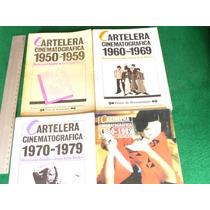 Amador Y Ayala, Cartelera Cinematográfica 1950-1959, 1960...