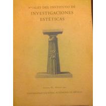 Anales Del Intituto De Investigaciones Esteticas