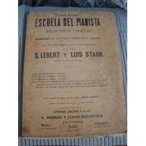 Escuela Del Pianista Tercera Edicion, 1870