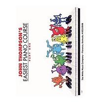 John Thompsons Easiest Piano Course - Part 1, John Thompson