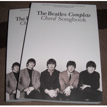 The Beatles Complete Chord Songbook (libro De Acordes)