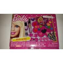 Barbie Juego De Maquillaje