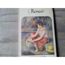 Renoir. Libro De Arte De Bolsillo. 1957. Pida Foto¡