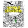Libro Doodle Invasion: Libro De Colorear De Zifflin, Zifflin