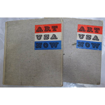 Libros De Arte Usa Now Dos Tomos