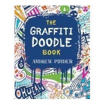 Libro Graffiti Doodle Book, Andrew Pinder