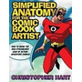 Libro Simplified Anatomy For The Comic Book,christopher Hart