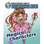 Libro Magical Characters, Christopher Hart