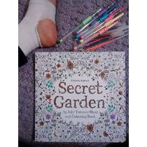 Secreto Garden Libro Colorear