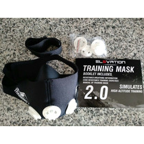 Mascara Elevacion Mma, Crossfit, Elevation Training Mask 2.0