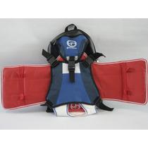 Mochila Backpack Con Portapeto Taekwondo Karate Gaonmu Dmm