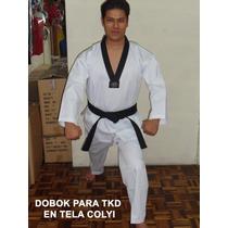 Dobok Para Tae Kwon Do En Tela Colyi