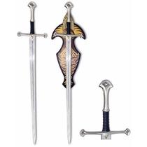 Espada Aragorn Señor De Los Anillos, Medieval, Rey, Anduril