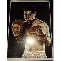 Poster Autografiado Firmado Marco Antonio Barrera Box Boxeo