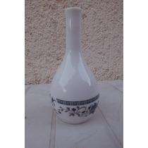 Florero Botella Dudson Stoke-trent England Porcelana Fina