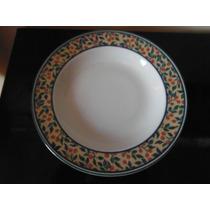 Plato Tognana Italia Europa Souvenir Porcelana Fina Kitchen