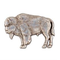 Buffalo Concho - Izquierda Screwback Cinturón Personalizar
