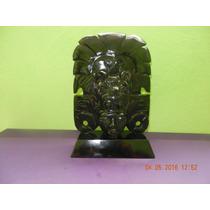 Mascara Jaguar En Obsidiana