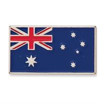 Australia Bandera Concho - 1-1 4 Cinturón Personalizar