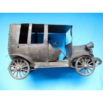 Artesania En Lamina Soldada Carro Ford Fotos Reales