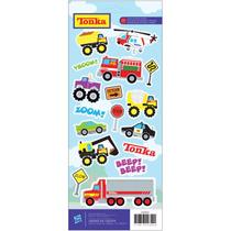 Stickers - American Crafts Monopoly Diversión Cartulina