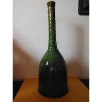 Precioso Florero Ceramica Verde Green Retro Vintage